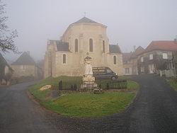 Eglise Saint Rabier 15-02-2007.JPG