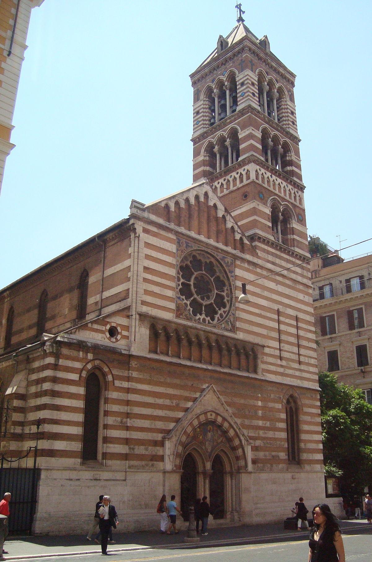 Chiesa di san paolo dentro le mura wikipedia for Dentro le mura