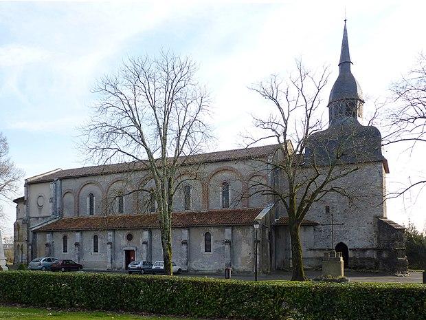 Monument historique à Saint-Paul-lès-Dax