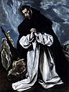 El Greco, St Dominic in Prayer.JPG