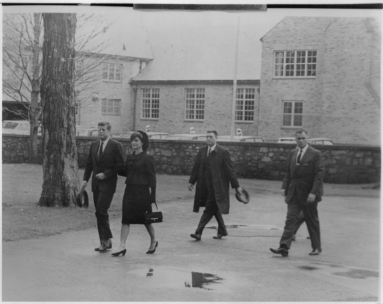 File Eleanor Roosevelt Funeral John F Kennedy And Mrs