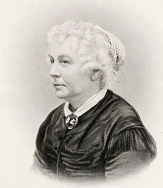 Susan B. Anthony - Elizabeth Cady Stanton