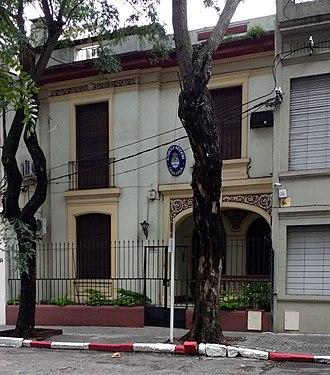 Argentina–Uruguay relations - Embassy of Argentina in Montevideo
