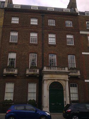Embassy of East Timor, London - Image: Embassy of East Timor in London