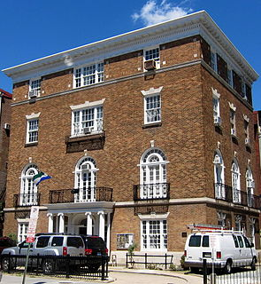 Embassy of Sierra Leone in Washington, D.C.