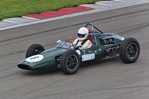 Emeryson - Emeryson F2/F1 72/71 Prototype