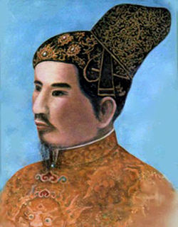 Gia Long Emperor of Vietnam