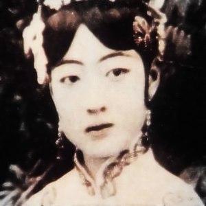 Empress Wanrong - Image: Empress Gobele Wan Rong (09)