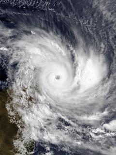 Cyclone Enawo