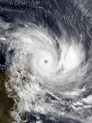 Cyclone Enawo - Image: Enawo 2017 03 07 0606Z