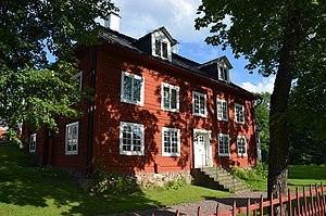 Engelsberg Ironworks - Image: Engelsbergs bruk Västra flygeln 02