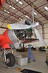 Engine detail on Douglas C-47B Dakota 'G-ANAF' (23156905869).jpg