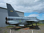English Electric Lightning F.53 ZF594 XS922, NELSAM, 27 June 2015 (2).JPG