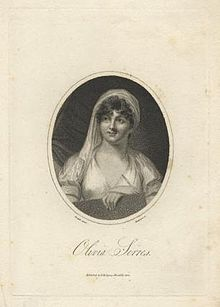 Engraving of Olivia Serres.jpg