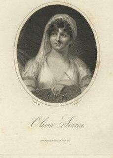 Olivia Serres British artist and imposter