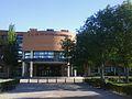 Entrada Facultad de Relaciones Laborales de la Universidad de Castilla-La Mancha en Albacete.JPG