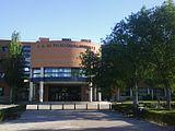 Edificio Melchor de Macanaz, Universidad de Castilla-La Mancha, Albacete
