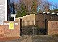 Entrance, Jireh Chapel - geograph.org.uk - 291698.jpg
