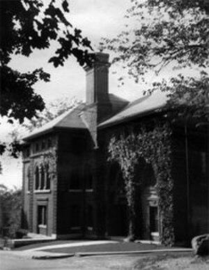 Fletcher School of Law and Diplomacy - Goddard Hall, 1939