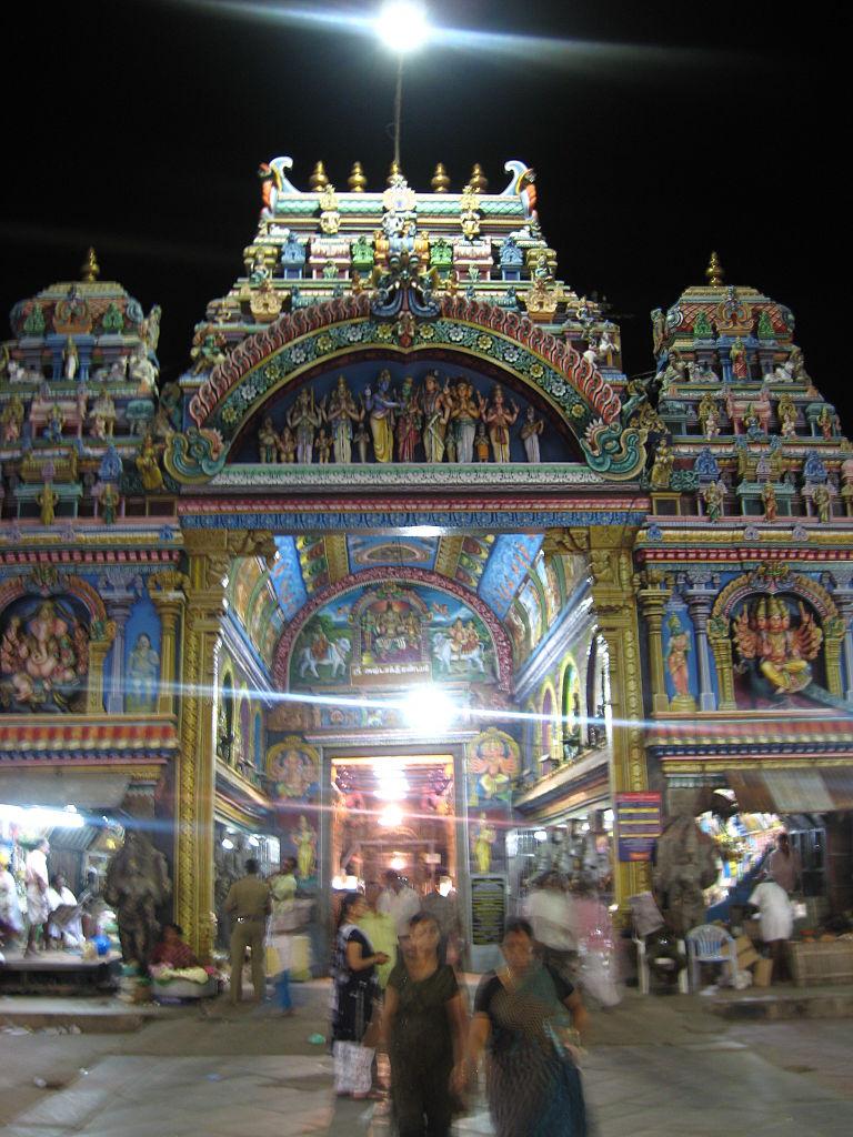 madurai meenakshi temple history in english pdf