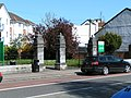 Entrance to St Thomas playground, Cowick Street, St Thomas, Exeter - geograph.org.uk - 1248707.jpg