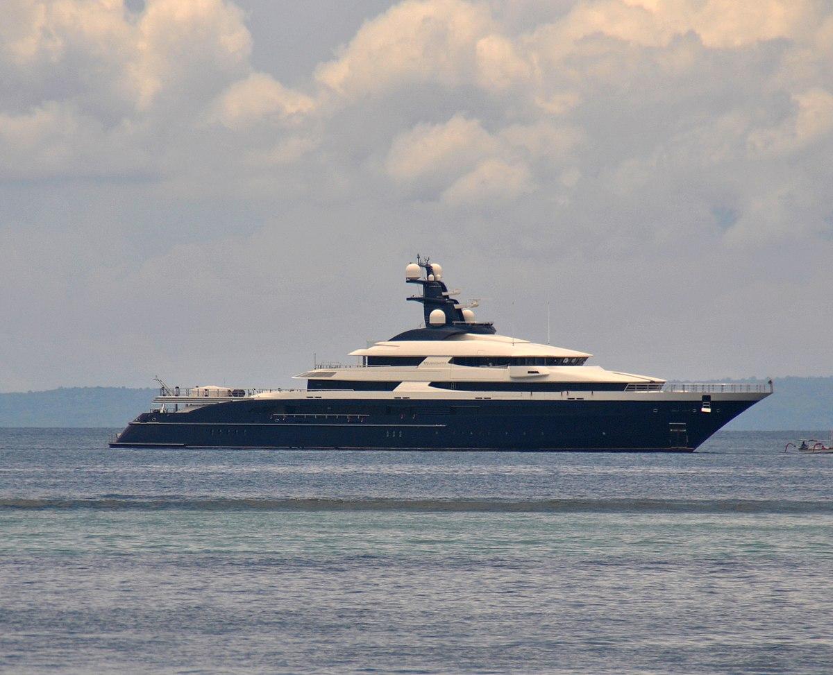 tranquility yacht   wikipedia
