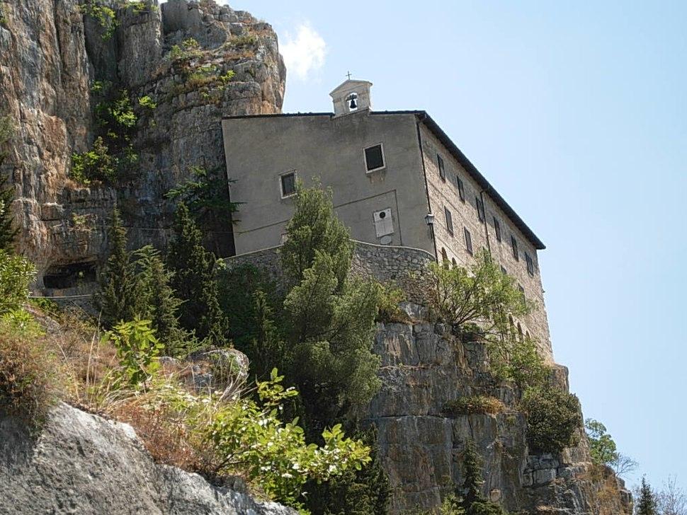 Eremo di Sant'Onofrio al Morrone1