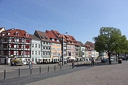 Domplatz in Erfurt