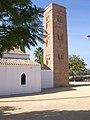 Ermita de Nuestra Señora de Cuatrovitas. Alminar (s. XII).jpg