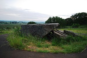 Erratic Rock State Natural Site - Image: Erratic rock Oregon