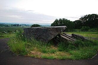Erratic Rock State Natural Site - Image: Erratic rock Oregon