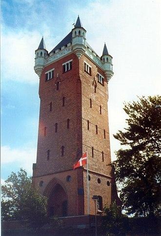 Esbjerg Water Tower - Esbjerg Water Tower