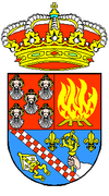 Coat of arms of Belmonte de Miranda