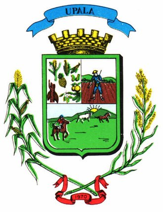Upala (canton) - Image: Escudo Cantonal Upala