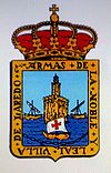 Coat of arms of Laredo