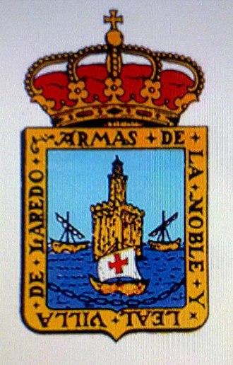 Laredo, Cantabria - Image: Escudolaredo