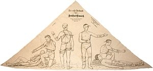 First aid - Image: Esmarch original