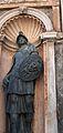 Estàtua de Minerva a la Loggetta del Sansovino de Venècia.JPG