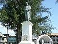 Estatua Simón Bolívar, Colón.JPG