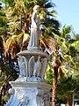 Estatua central Plaza de Armas de Copiapó.jpg