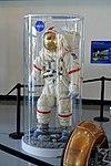 Eugene Cernan lunar suit - Kennedy Space Center - Cape Canaveral, Florida - DSC02799.jpg