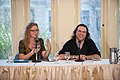European Voices A Reading & Conversation with Christos Ikonomou and Karen Emmerich (26293142410).jpg