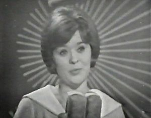Kirsti Sparboe - Kirsti Sparboe at the 1965 Eurovision