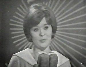 Kirsti Sparboe - Kirsti Sparboe at the 1965 Eurovision