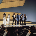 Eurovision Song Contest 1976 rehearsals - Germany - Les Humphries Singers 8.png