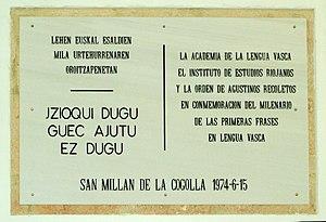 Euskera Wikipedia La Enciclopedia Libre