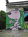 Ex biglietteria SITA, graffiti (Rovigo) 06.jpg