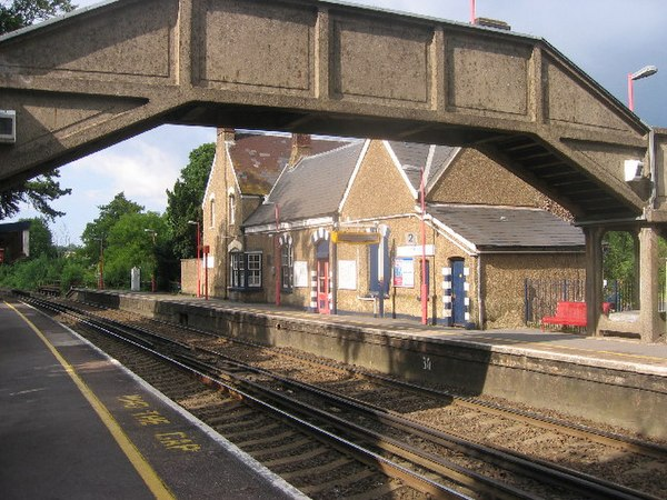 Railway stations in kent for The headcorn minimalist house kent