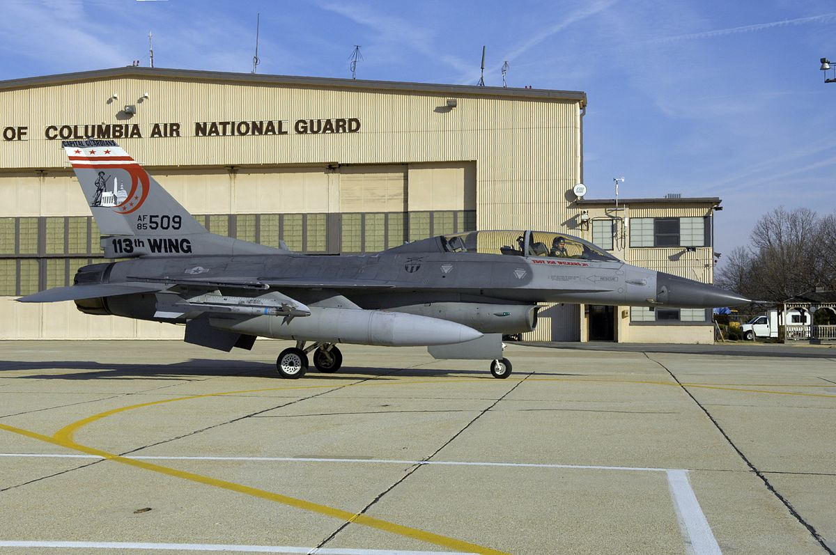121st Fighter Squadron - Wikipedia Andrews Afb