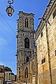 F06.Nevers, Kathedrale.Glockenturm von O.1111.JPG